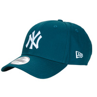 Dodatki Czapki z daszkiem New-Era LEAGUE ESSENTIAL 9FORTY NEW YORK YANKEES Niebieski