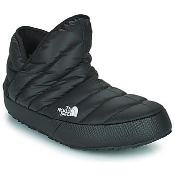 Buty Damskie Obuwie domowe The North Face W THERMOBALL TRACTION BOOTIE Czarny