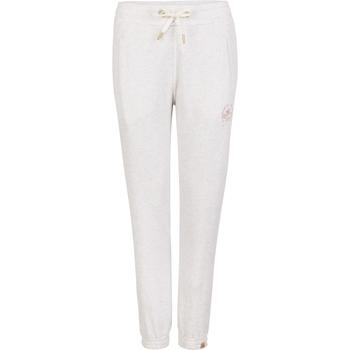 tekstylia Damskie Spodnie dresowe O'neill LW Graphic Biały