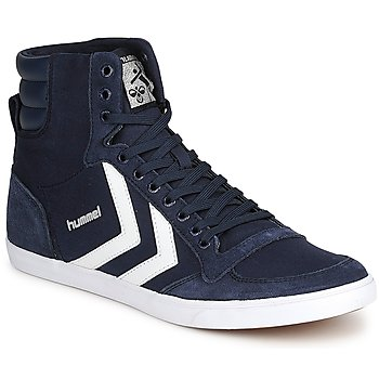 Buty Trampki wysokie Hummel TEN STAR HIGH CANVAS Marine