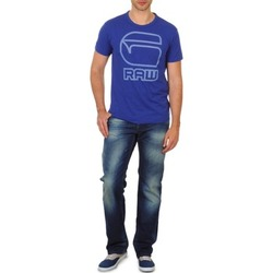 Jeansy straight leg G-Star Raw ATTAC