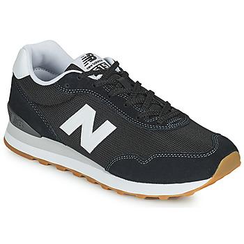 Buty Męskie Trampki niskie New Balance 515 Czarny / Biały