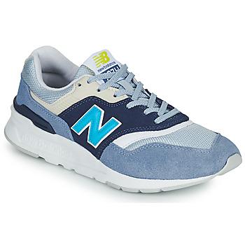 Buty Damskie Trampki niskie New Balance 997 Biały / Niebieski