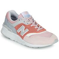 Buty Damskie Trampki niskie New Balance 997 Różowy / Szary