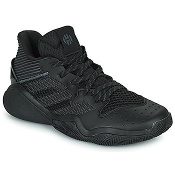 Buty Koszykówka adidas Performance HARDEN STEPBACK Czarny