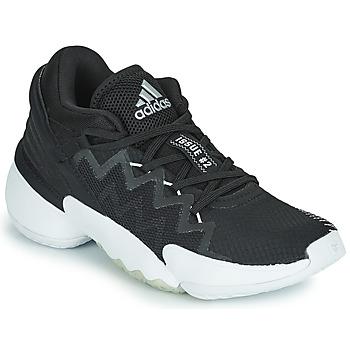Buty Koszykówka adidas Performance D.O.N. ISSUE 2 Czarny