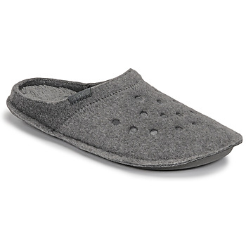Buty Obuwie domowe Crocs CLASSIC SLIPPER Szary