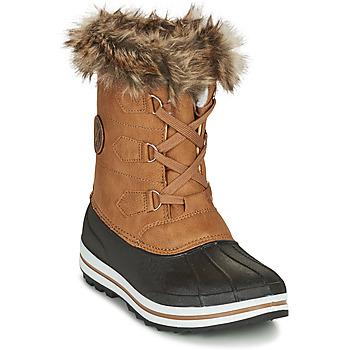 Buty Dziecko Śniegowce Kimberfeel ADRIANA2 Beżowy
