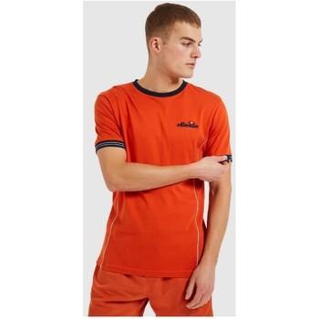 tekstylia Męskie T-shirty z krótkim rękawem Ellesse CAMISETA HOMBRE  SHI11287 Pomarańczowy