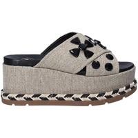 Buty Damskie Klapki Exé Shoes G470017144581 Szary