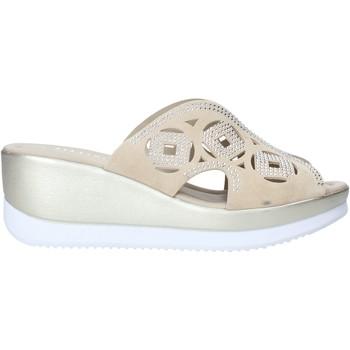 Buty Damskie Sandały Valleverde 32150 Beżowy