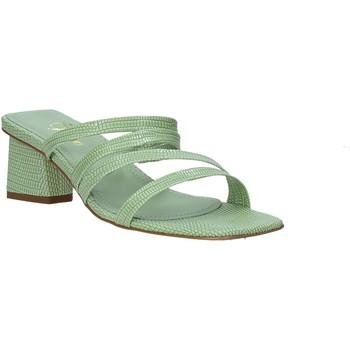 Buty Damskie Sandały Grace Shoes 198004 Zielony