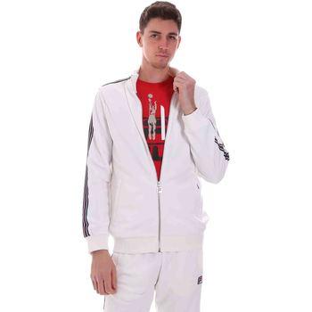 tekstylia Męskie Bluzy Fila 688550 Biały