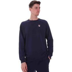 tekstylia Męskie Bluzy Fila 688563 Niebieski