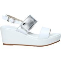 Buty Damskie Sandały Valleverde 32212 Biały