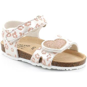 Buty Dziewczynka Sandały Grunland SB1720 Różowy