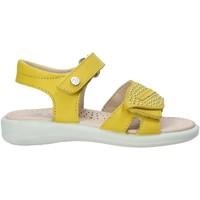 Buty Dziewczynka Sandały Naturino 502731 01 Żółty