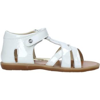 Buty Dziewczynka Sandały Naturino 502333 01 Biały