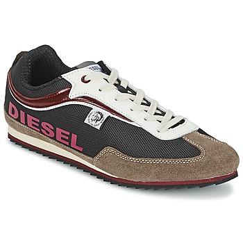 Buty Męskie Trampki niskie Diesel Basket Diesel Brązowy