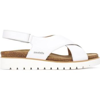Buty Damskie Sandały Mephisto P5131063 Biały
