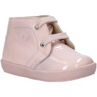 Buty Dziewczynka Buty za kostkę Falcotto 2012821 72 Różowy