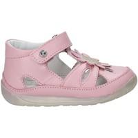 Buty Dziewczynka Sandały Falcotto 1500812 01 Różowy