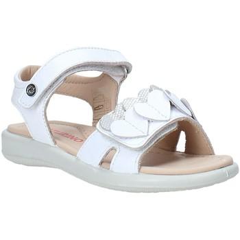 Buty Dziewczynka Sandały Naturino 502857 01 Biały