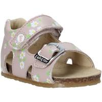 Buty Dziewczynka Sandały Falcotto 1500737 39 Beżowy