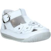 Buty Dziewczynka Sandały Falcotto 1500668 01 Biały