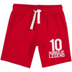 tekstylia Dziecko Szorty i Bermudy Chicco 09052926000000 Czerwony