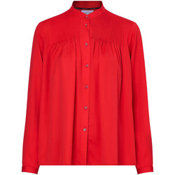 tekstylia Damskie Koszule Calvin Klein Jeans K20K202626 Czerwony