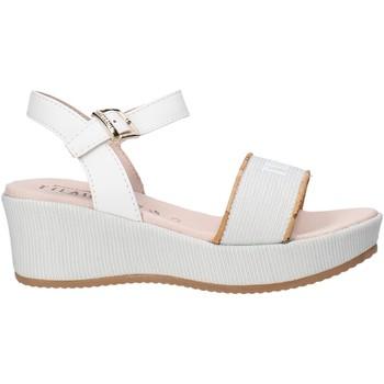 Buty Dziewczynka Sandały Alviero Martini 0647 0911 Biały