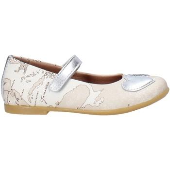 Buty Dziewczynka Baleriny Alviero Martini 0596 0934 Biały