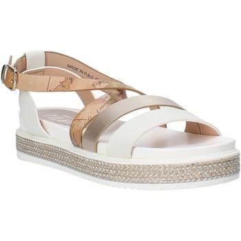 Buty Dziewczynka Sandały Alviero Martini 0578 0326 Biały