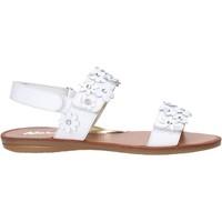 Buty Dziewczynka Sandały Naturino 502338 01 Biały