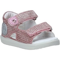 Buty Dziewczynka Sandały Falcotto 1500824 03 Różowy