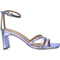 Buty Damskie Sandały Grace Shoes 395002 Fioletowy