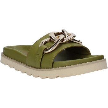 Buty Damskie Klapki Grace Shoes 021004 Zielony