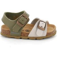 Buty Dziecko Sandały Grunland SB0027 Beżowy