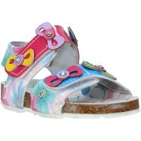 Buty Dziewczynka Sandały Balducci AG-1555 Różowy