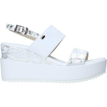 Buty Damskie Sandały Valleverde 32437 Biały