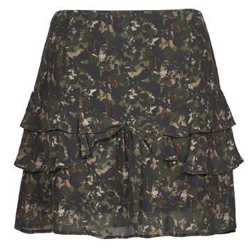 tekstylia Damskie Spódnice Ikks ALAMI Wielokolorowy