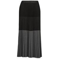 tekstylia Damskie Spódnice Ikks COLUMBA Czarny