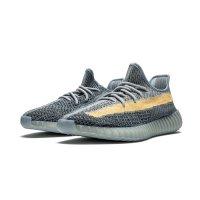 Buty Trampki niskie adidas Originals Yeezy Boost 350 V2 Ash Blue Ash Blue/Ash Blue/Ash Blue