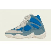 Buty Trampki wysokie adidas Originals Yeezy 500 High Frosted Blue Frosted Blue