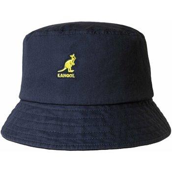 Dodatki Męskie Kapelusze Kangol Chapeau  délavé bleu marine