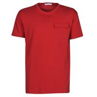 tekstylia Męskie T-shirty z krótkim rękawem Yurban ORISE Czerwony