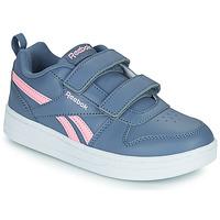 Buty Dziewczynka Trampki niskie Reebok Classic REEBOK ROYAL PRIME Marine / Różowy