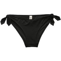 tekstylia Damskie Bikini: góry lub doły osobno Underprotection RR2007 ALEXIA BIKINI BRIEF BLK Czarny