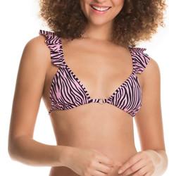 tekstylia Damskie Bikini: góry lub doły osobno Maaji 2265STR005 650 Różowy